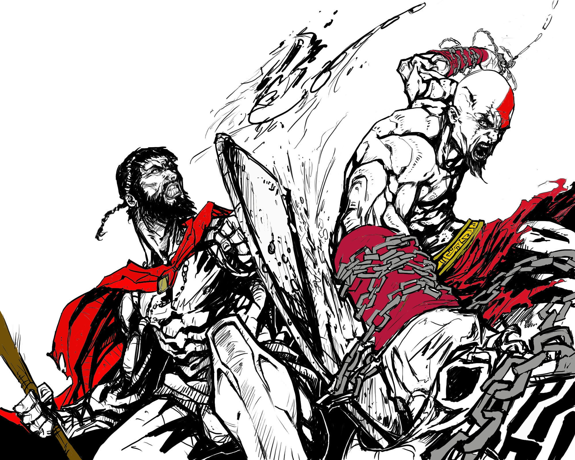 Imagenes Varias Kratos_vs_leonidas
